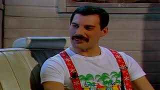Freddie Mercury funny moments (EXTENDED)