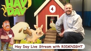 Hay Day - Live Stream - Valentines Gift 2 & Farm Reviews