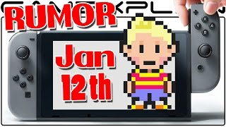 RUMOR - Mother 3 to be Revealed for Switch Virtual Console Jan 12th