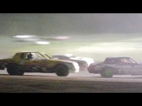 Part 2 off back stretch 85 speedway
