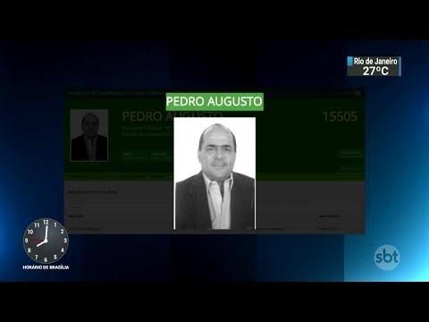 Surgem novas denúncias contra o deputado Pedro Augusto do MDB   SBT Brasil (05/03/18)