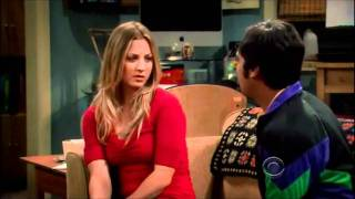 The Big Bang Theory S05E01 - Raj And Penny Talks About Their Situation