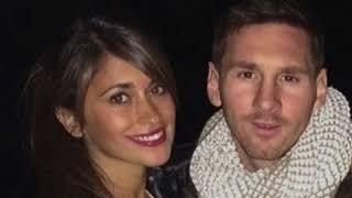 La historia de amor de Lionel Messi