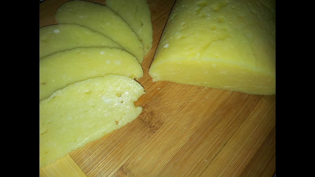 сварить сыр в домашних условиях из творога и молока