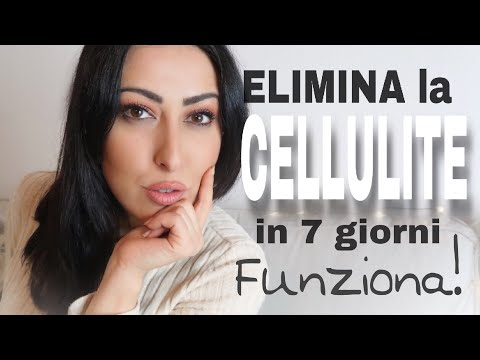 ELIMINARE LA CELLULITE IN 7 GIORNI 5 RIMEDI CONTRO LA CELLULITE CHE FUNZIONANO DAVVERO