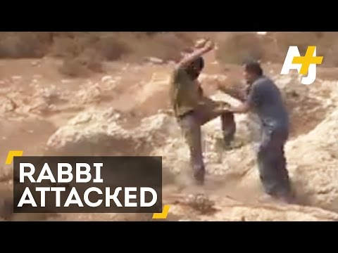 Rabbi Attacked By Alleged Jewish Settler In West Bank