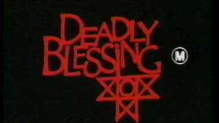 Deadly Blessing (1981) Roadshow Home Video Australia Trailer