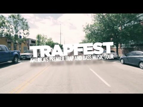 J&K Present TRAPFEST Block Party Feat. Brillz, Ookay, Bare & Kickraux