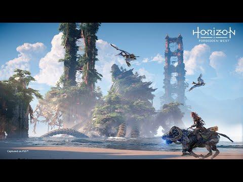 HORIZON 2: FORBIDDEN WEST para PS5 (trailer 4K)