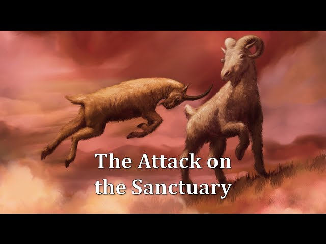 The Attack on the Sanctuary