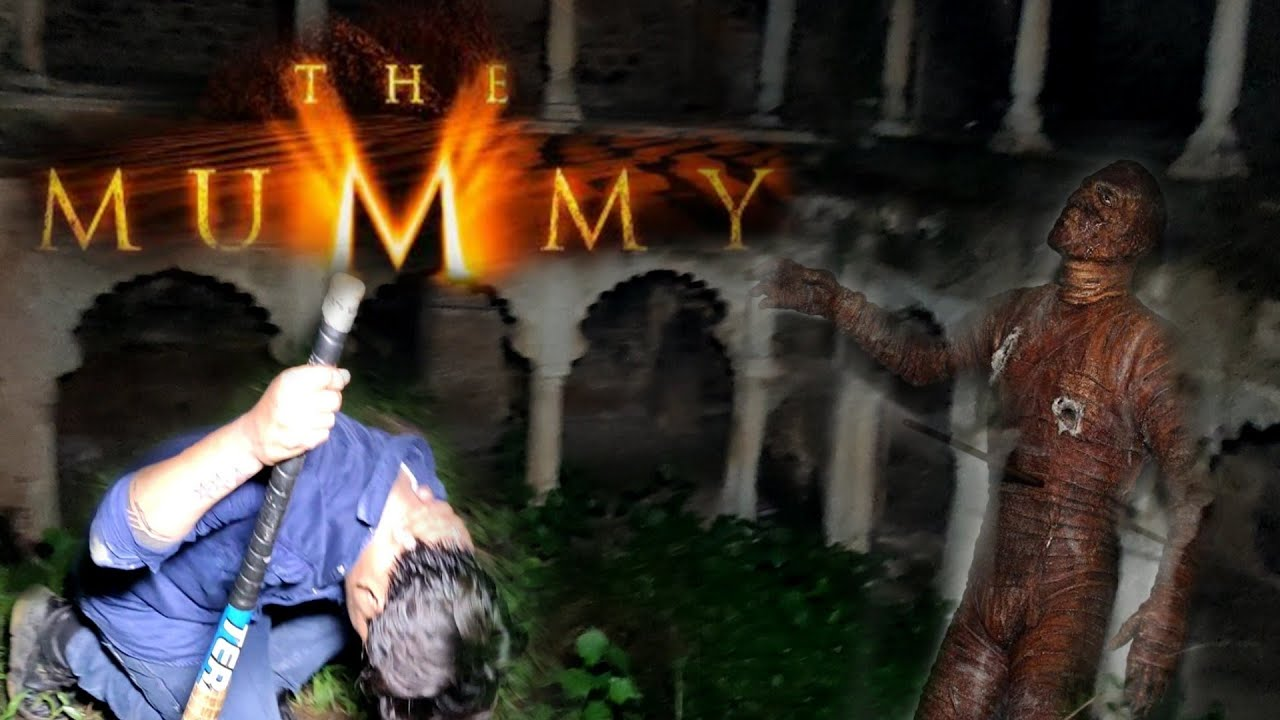 THE HAUNTED MUMMY Trailer   RkR History