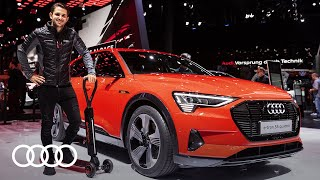 Daniel Abt über Elektromobilität   IAA 2019