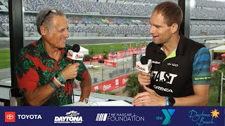 Breakfast with Bob at Challenge Daytona: Andrew Starykowicz