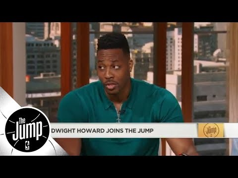 Dwight Howard weighs in on LeBron James' free agency  The Jump  ESPN