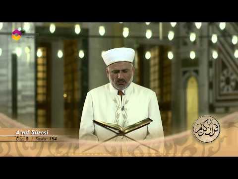 Mukabele Osman Şahin 8.Cüz - TRT DİYANET