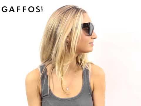 d2ae0b77d792b Celine CL 41054 807 Black Sunglasses Grey Gradient Lens - YouTube