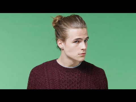 How To Do A Man Bun / Top Knot Hairstyle For Men | ASOS Menswear Tutorial