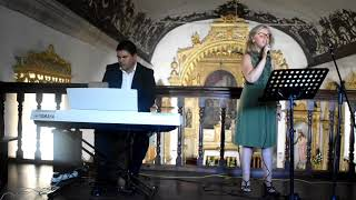 Hallelujah Portugues - Leonard Cohen - Duo Polifonia