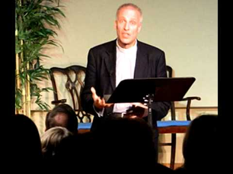 The Problem of Evil with The Rev. Dr. Michael Lloyd Speech