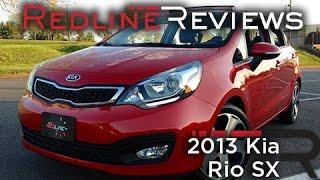 Kia Rio 2013 Videos