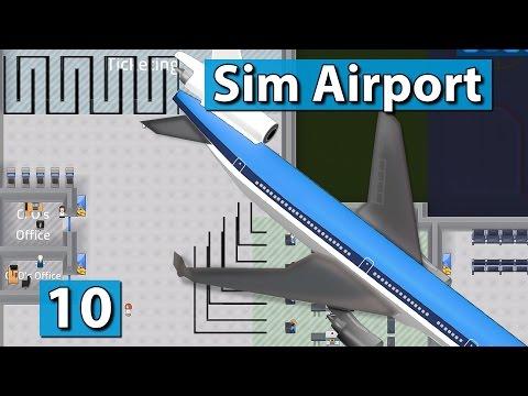 Sim Airport #10 ► FEEDBACK, PLANUNG, ZUKUNFT ► Der Flughafen Bau und Management Simulator