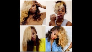The Glam'More Collection Chocolate & Blonde Hair Color