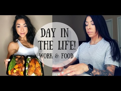 What I Eat On A Rest Day! Episode 11