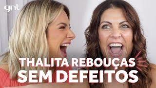 Gio e Thalita Rebouças falam sobre os trabalhos maravilhosos da escritora | Amores do GIOH no GNT