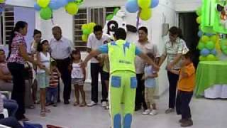 ¡Cumpleaños! Niño Ciro Andrés Mathías Moreno Vesga en Cúcuta Co video_1