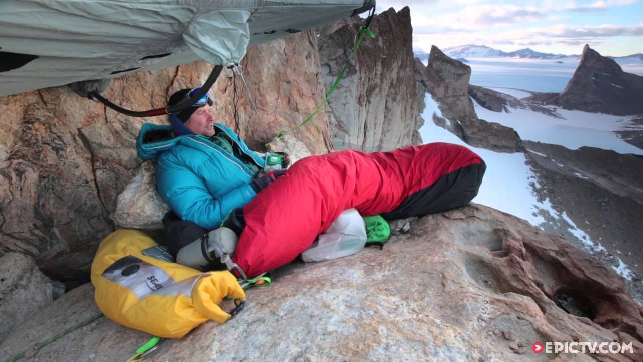 The First Ascent Of Bertha's Tower In Antarctica   Katabatic, Ep. 4