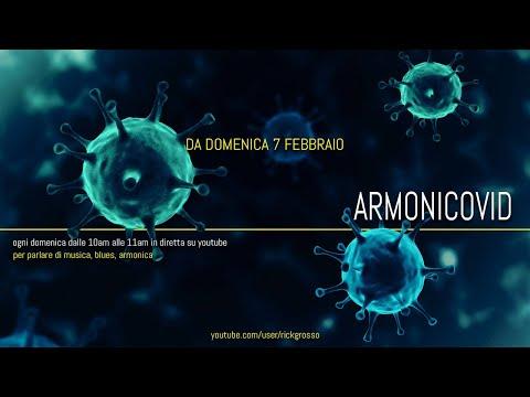 #armonicovid - puntata 01 - 07 Feb. 21