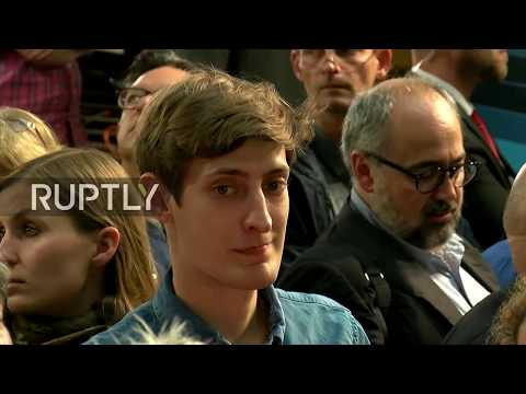 LIVE: German Federal Election 2017: exit polls reaction from SPD