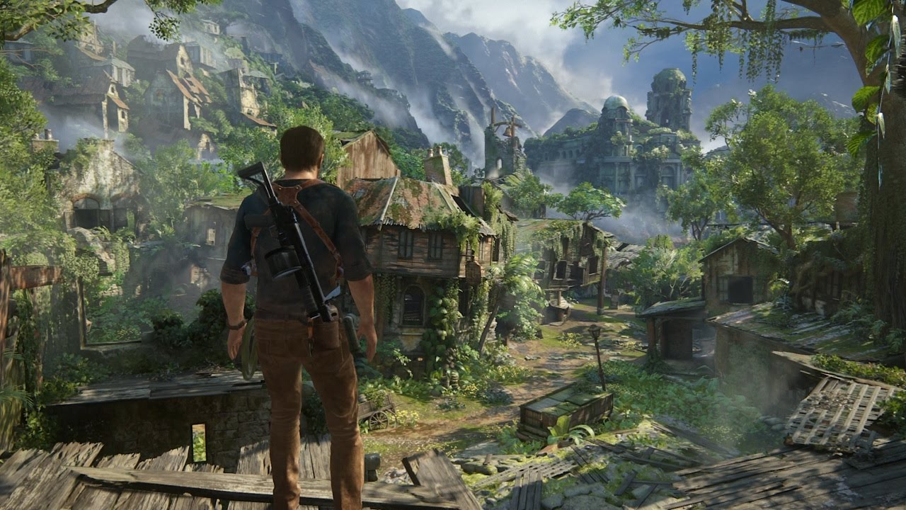 UNCHARTED 4 - UN PRECIOSO LUGAR SECRETO! #13