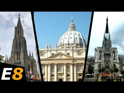 10 Tallest Church Buildings in the World