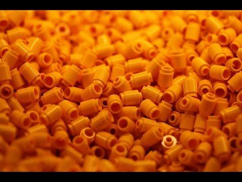Как делают пластмассу видео для детей