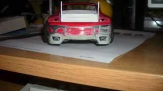 porsche GT3   1:18 Bburago