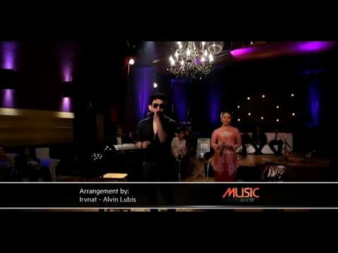 Seventeen ft Ervina & Alvin - Sumpah ku Mencintaimu  (Live at Music Everywhere) **