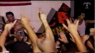 Metallica - Sad But True +. Whiplash  - San Jose - 1996  -[Pt3]-