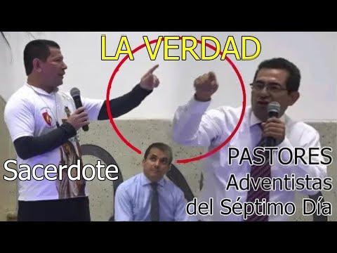 PASTORES ADVENTISTAS DIALOGAN CON PADRE LUIS TORO EN VIVO Desde COLOMBIA SÁBADO O DOMINGO