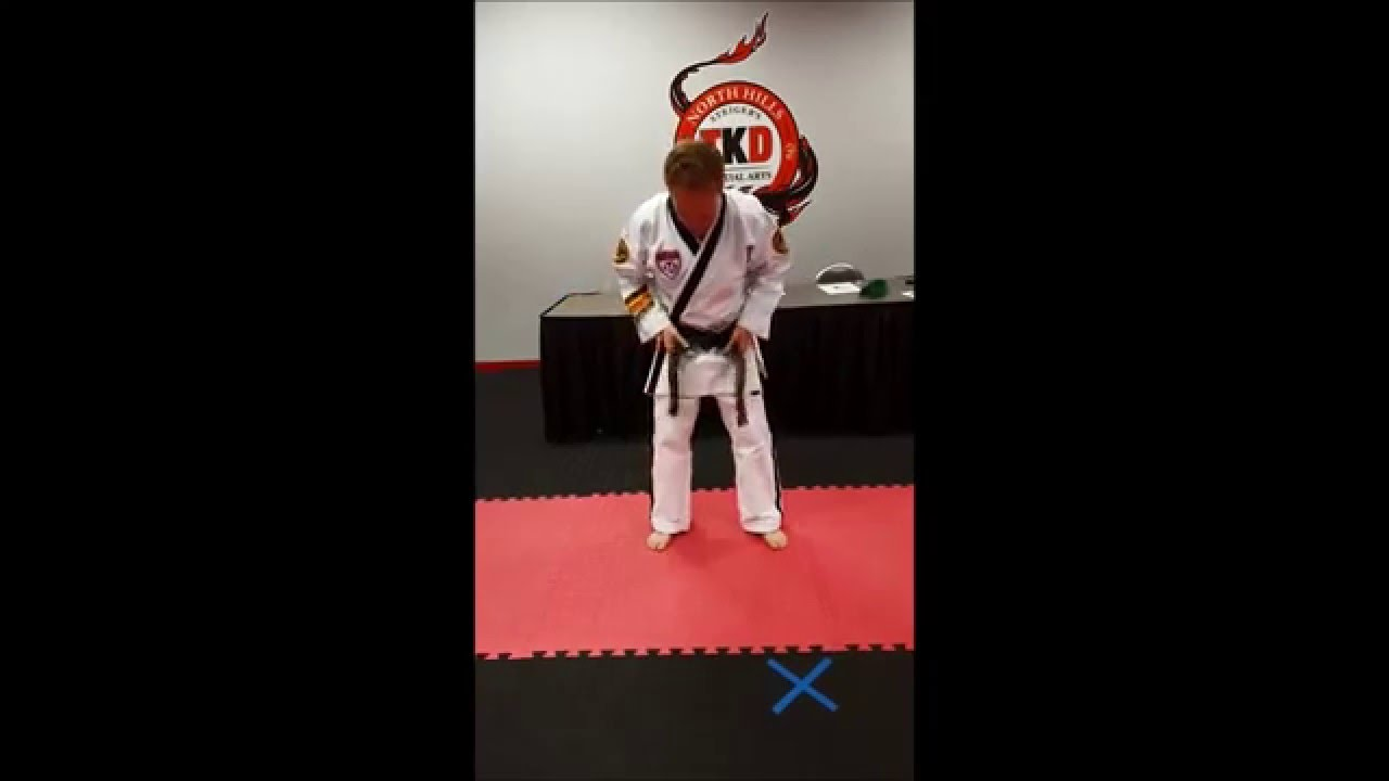 How To Tie A Double Wrap Belt