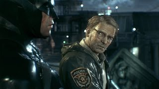 "The Official Batman: Arkham Knight Gameplay Video – ""Officer Down"""