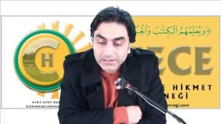 22.02.2015  16 - NAHL Suresi  24 - 25 - 26   Prof. Dr. Halis Aydemir