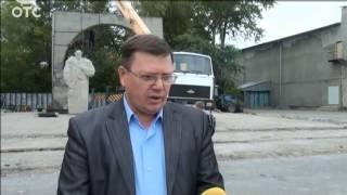 В Здвинске решили отремонтировать памятник воинам, погибшим в годы Великой Отечественной войны