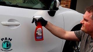 SONAX Spray and Seal Review: DIY spray-on sealant!!