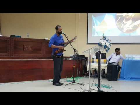 Mihindu Ariyaratne - Live Performance at University of Kelaniya LED Youth Forum