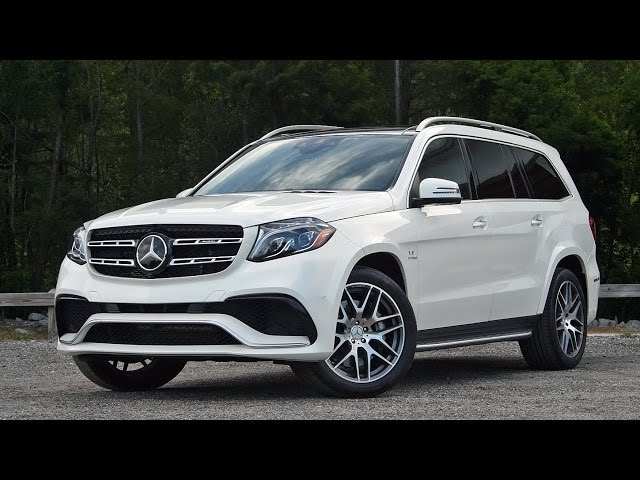 2017 Mercedes Amg Gls63 Driven Review Top Sd