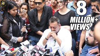 Sanjay Dutt's Emotional Interview After Release From Jail 2016