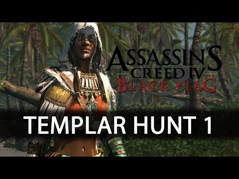 Assassin's Creed IV Black Flag - Templar Hunt 1 - Opia Apito - Story Walkthrough [No Commentary]