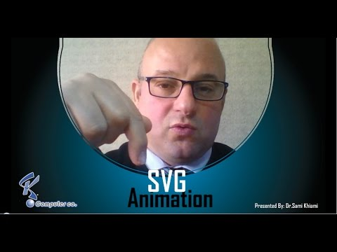SVG Animation tutorial using SMIL and CSS