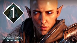 Trespasser DLC w/ Mei Lavellan! | Episode 1 (Dragon Age: Inquisition)